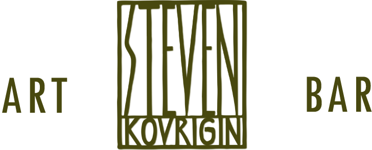 Steven Kovrigin - Art Bar - Antwerpen